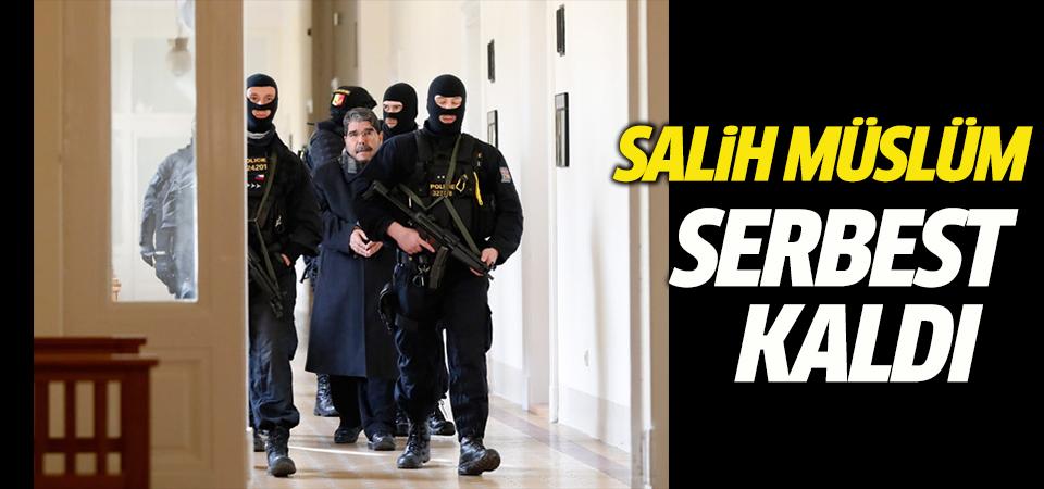 Son dakika! Salih Müslim serbest bırakıldı
