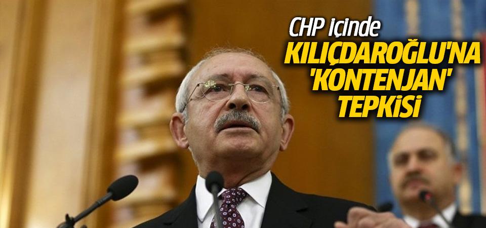 CHP içinde Kılıçdaroğlu'na 'kontenjan' tepkisi