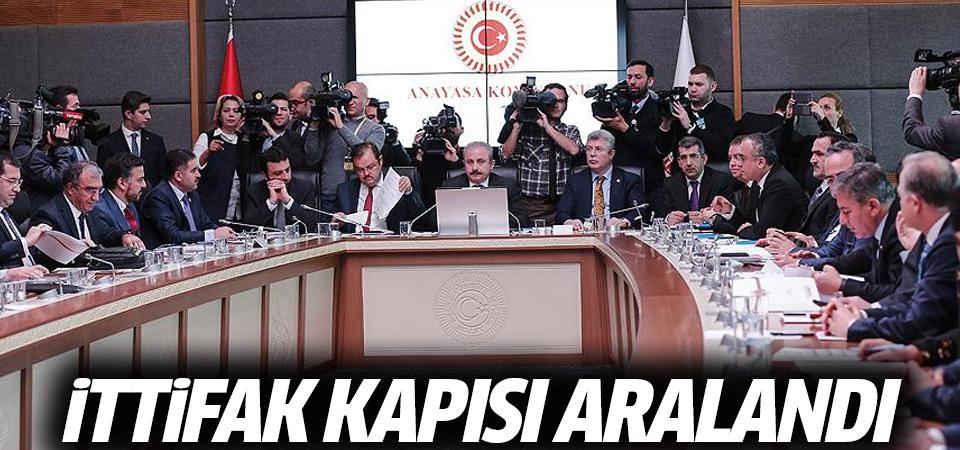 Erdoğan'dan Mısıroğlu'na tepki