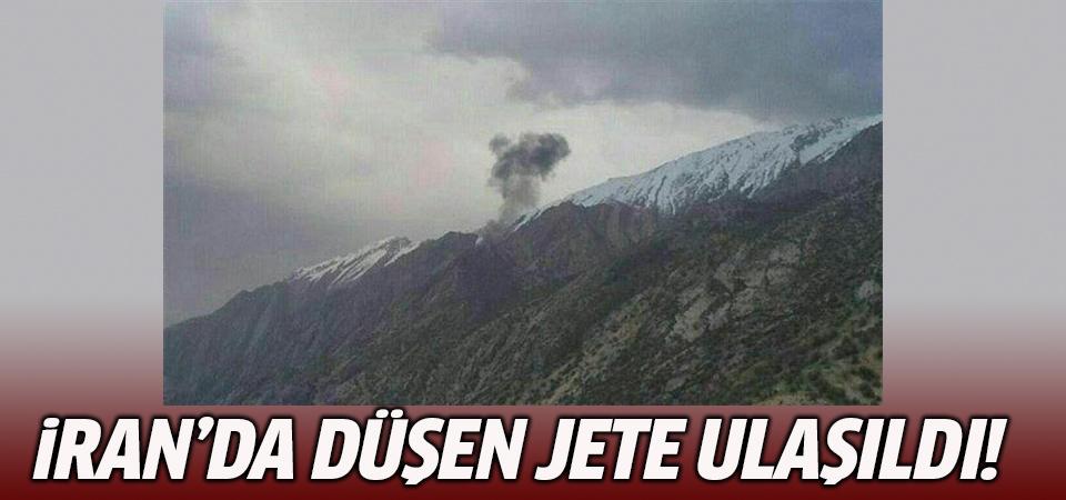 İran'da düşen özel Türk uçağının kara kutusu bulundu