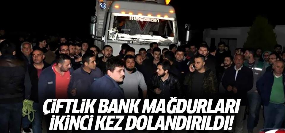 Çiftlik Bank mağdurları ikinci kez dolandırıldı