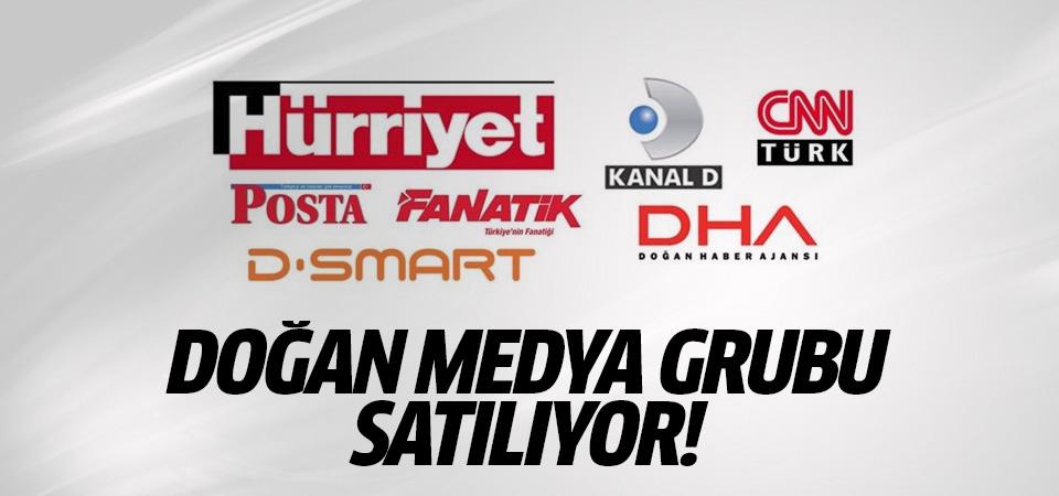 Hürriyet, Kanal D, CNN Türk, Posta ve Doğan Medya Grubu satılıyor