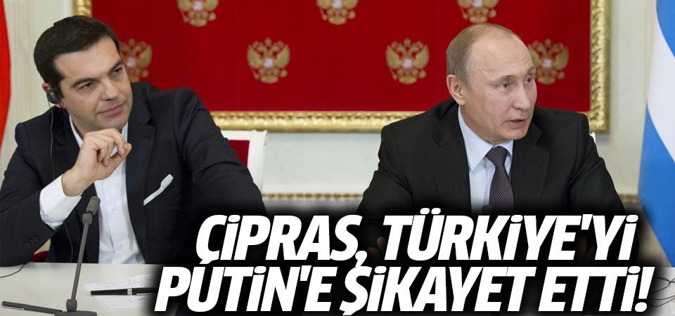 Çipras, Putin'le telefonda görüştü