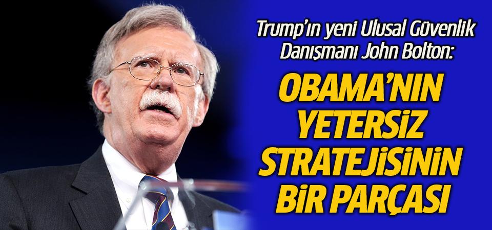Trump'ın yeni Ulusal Güvenlik Danışmanı'ndan PKK itirafı
