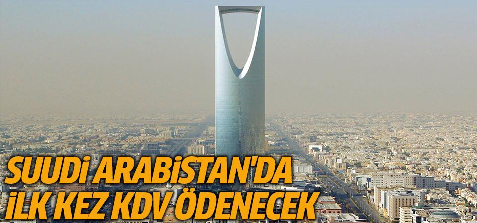 Suudi Arabistan'da KDV için ilk beyannameler verildi