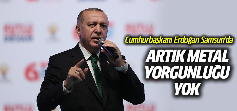 Cumhurbaşkanı'ndan terörle mücadelede kararlılık mesajı