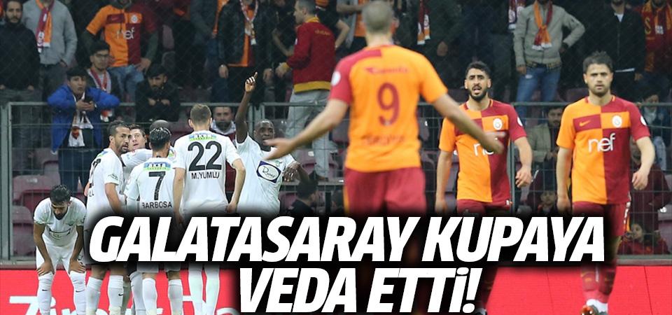 Galatasaray - Akhisarspor maçı golleri ve geniş özeti