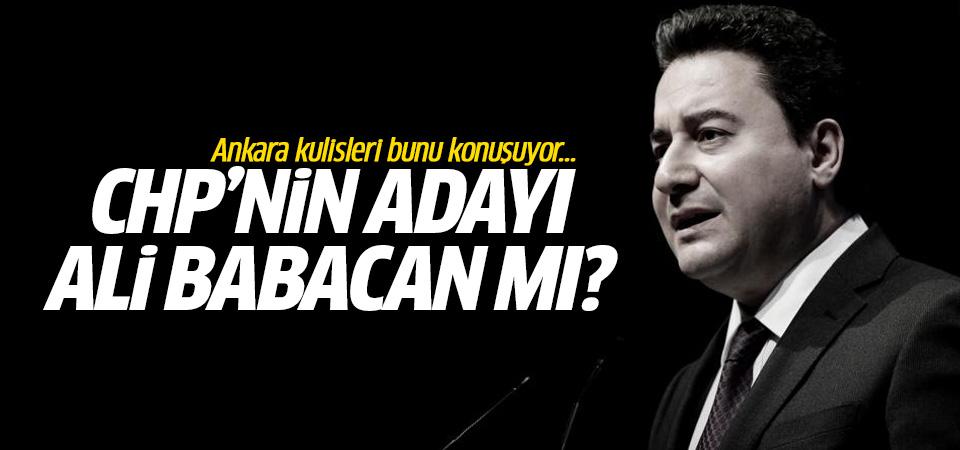 Kılıçdaroğlu'nun adayı Ali Babacan mı?