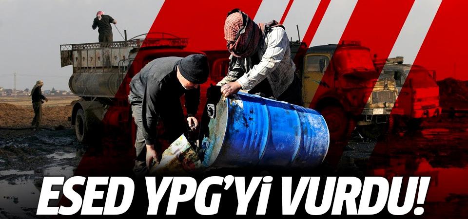 Katil Esed YPG'yi vurdu!