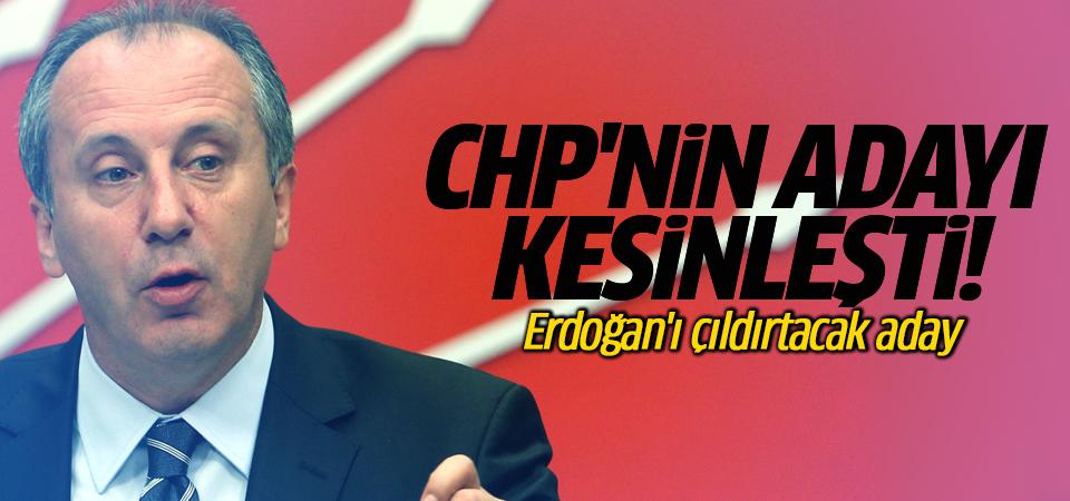 CHP'nin adayı kesinleşti! Erdoğan'ı çıldırtacak aday