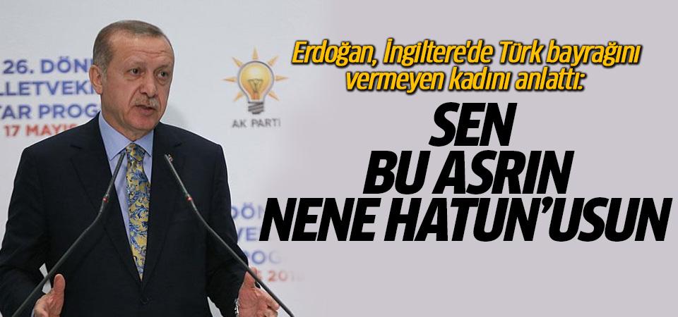 Cumhurbaşkanı Erdoğan yaşadığı duygusal diyaloğu bu sözlerle anlattı