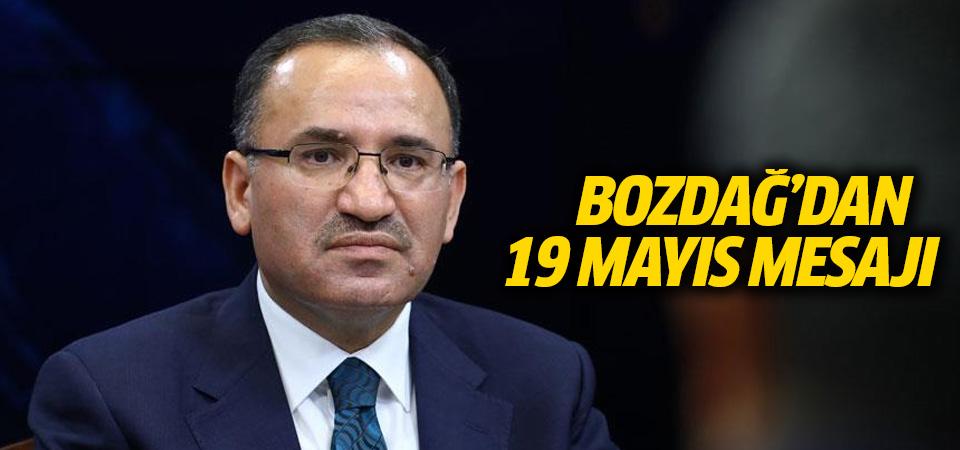 Bozdağ'dan 19 Mayıs mesajı