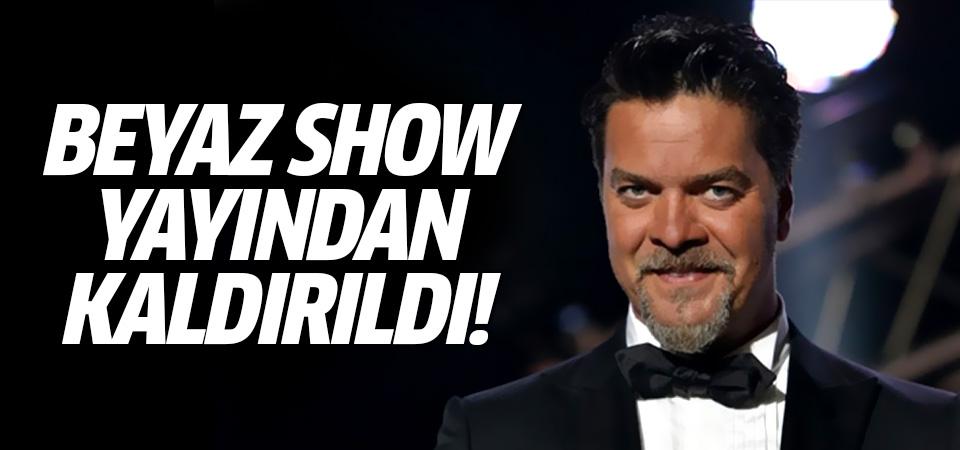 Beyaz Show yayından kaldırıldı! Kanal D'de bir devir kapandı