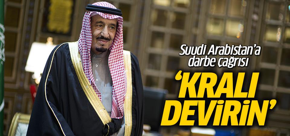 Suudi Arabistan'a darbe çağrısı!