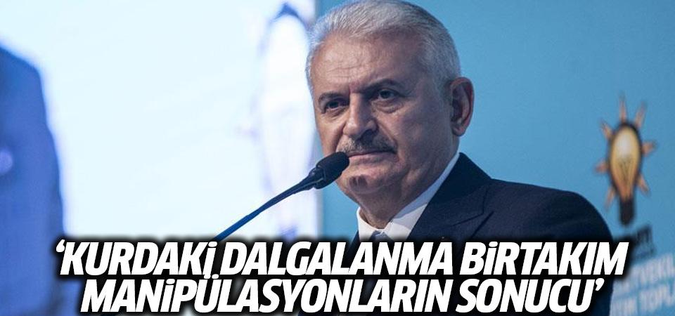 Başbakan Yıldırım'dan döviz kuru açıklaması
