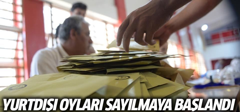 ATO'da yurtdışı oyları sayılmaya başlandı