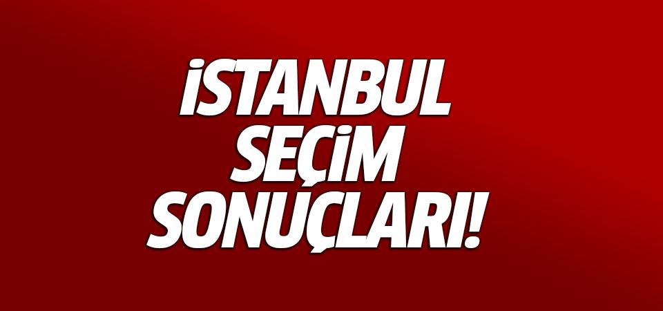 İstanbul seçim sonuçları!