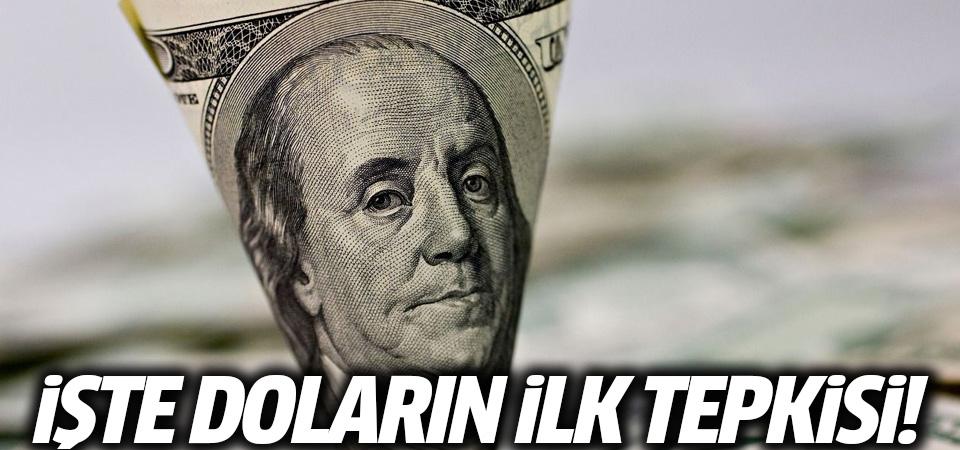 Dolar ne kadar oldu? Seçim sonrası doların ilk tepkisi