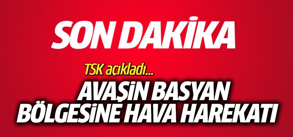 Avaşin-Basyan bölgesinde 4 terörist etkisiz hale getirildi