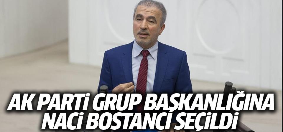 AK Parti TBMM Grup Başkanlığına Bostancı seçildi