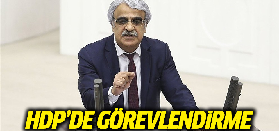 HDP'nin Meclis görevlendirmeleri belli oldu