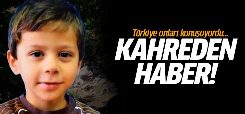 Kötü haber geldi! Kayıp çocuk Yusuf Marangoz'un cansız bedenine ulaşıldı