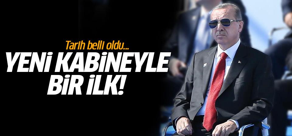 Erdoğan yeni döneme NATO ile başlıyor! Yeni kabineyle bir ilk! Tarih belli oldu