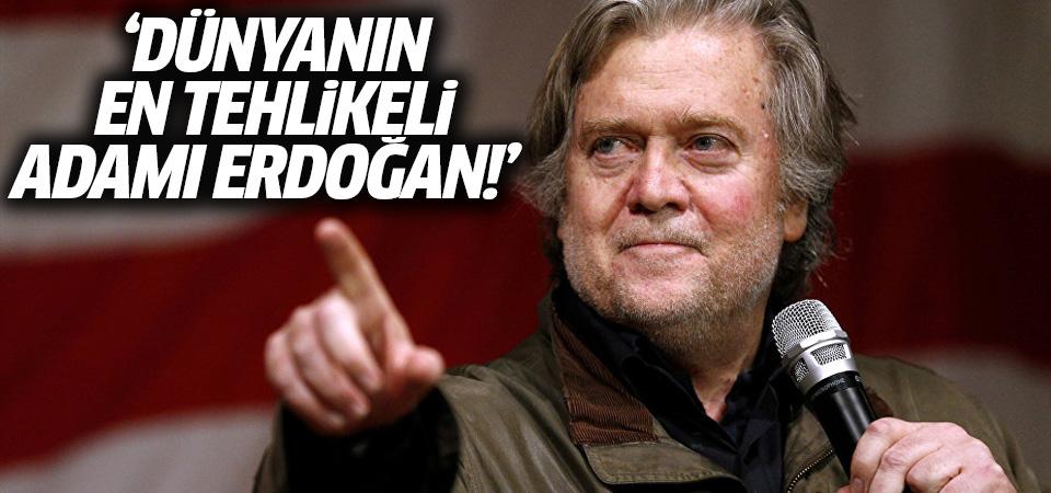 Trump'ın eski başdanışmanı: Dünyanın en tehlikeli adamı Erdoğan