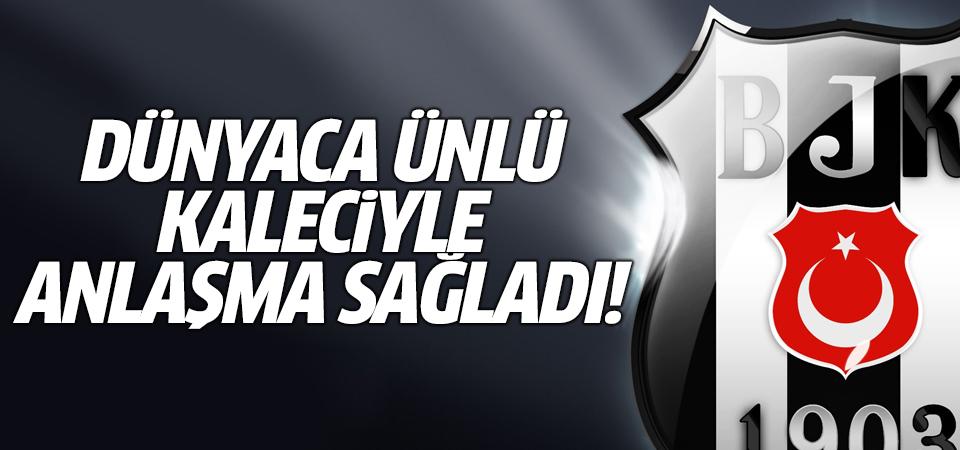 Beşiktaş, Ospina ile anlaşmaya vardı