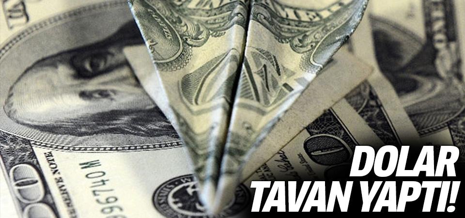 Dolar oyunu! Dolar/TL 7.22 lirayı gördü yeni haftaya rekorla girdi