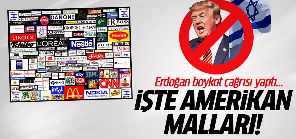 Amerikan malı ürünleri neler ABD menşeli elektronik markalar listesi! Amerika markası ürünler listesi