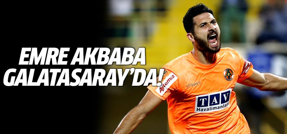 Emre Akbaba Galatasaray'da
