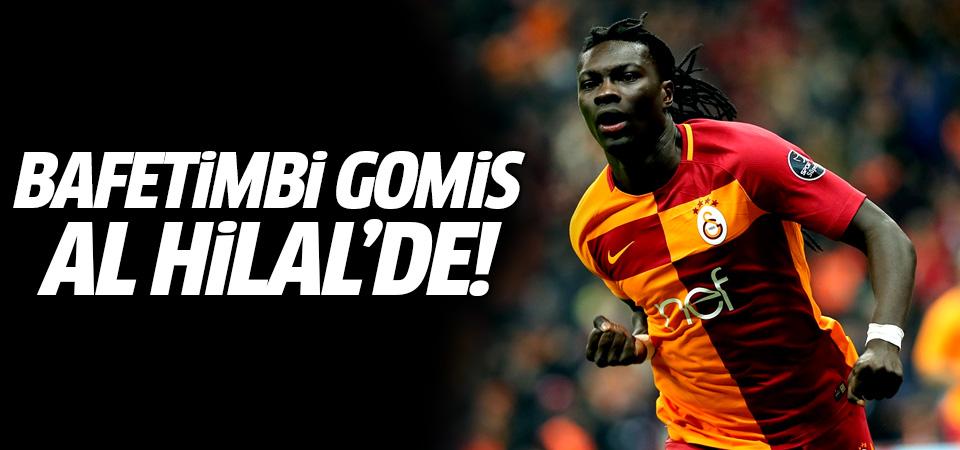 Bafetimbi Gomis Al Hilal'de