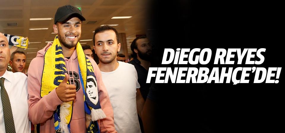 Diego Reyes, İstanbul'da!