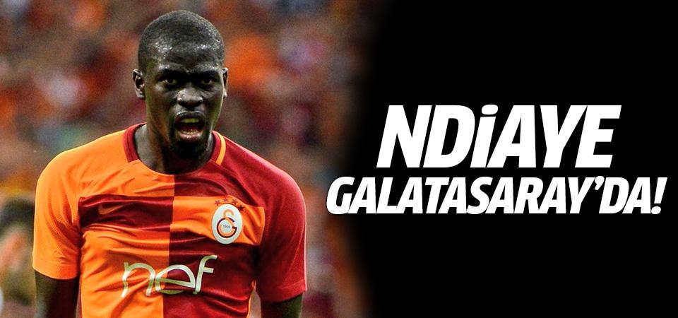 Ndiaye Galatasaray'da!