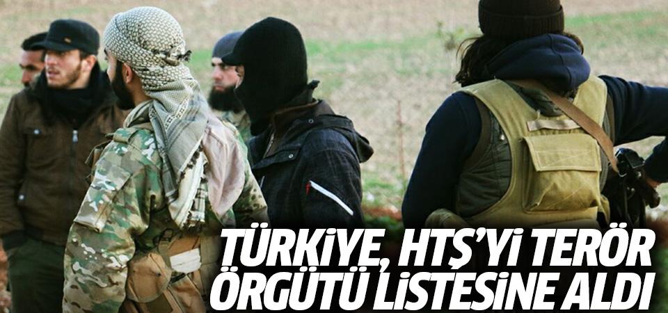 Türkiye, HTŞ'yi terör örgütü listesine aldı