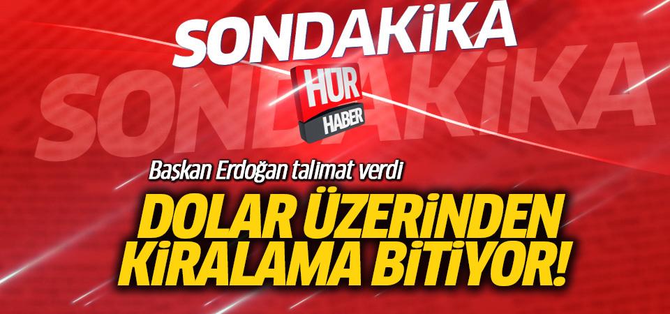 AK Parti MYK'da dövizle kira kararı