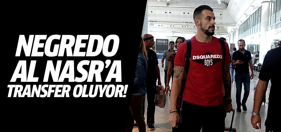 Negredo, Al Nasr'a transfer oluyor