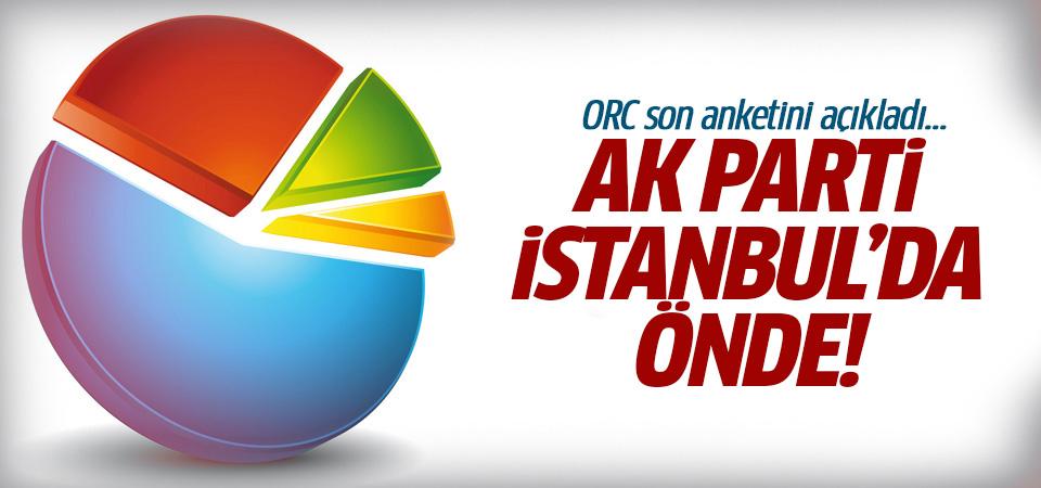 ORC son seçim anketini açıkladı
