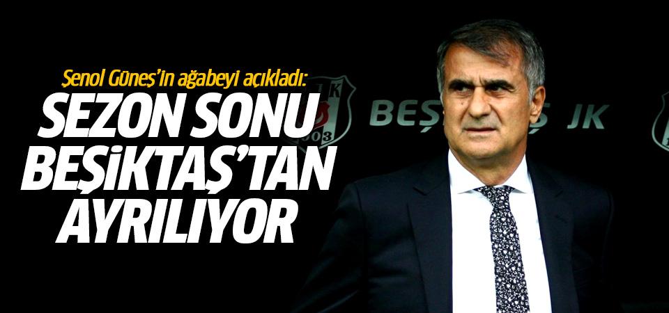 Şenol Güneş'in ağabeyi açıkladı: Sezon sonu Beşiktaş'tan ayrılıyor