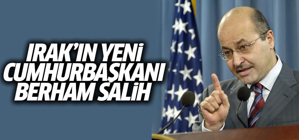 Irak'ın yeni cumhurbaşkanı Berham Salih