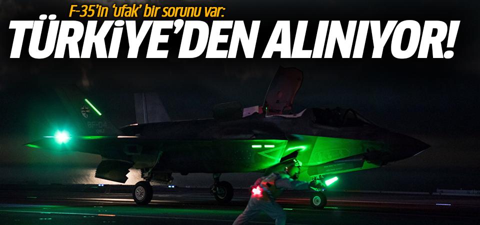 Bloomberg: Bazı parçalar sadece Türkiye'den alınıyor