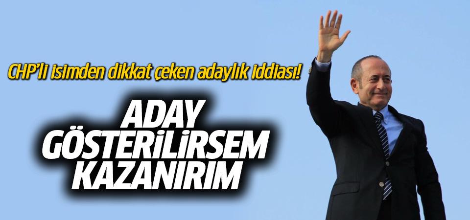 Akif Hamzaçebi'den dikkat çeken adaylık açıklaması!