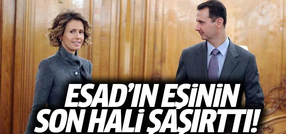 Kansere yakalanan Esma Esad'ın son görüntüsü şaşırttı