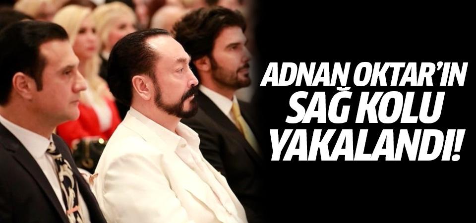 Adnan Oktar'ın sağ kolu Tarkan Yavaş ve Serkan Yumru yakalandı!