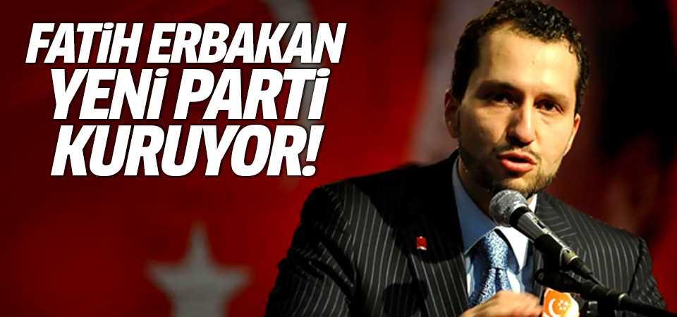 Fatih Erbakan kararlı! Yeniden Refah Partisi kuruluyor