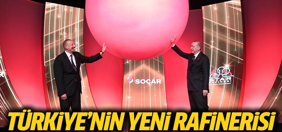 Türkiye'nin en büyük petrol projesi: Star Rafinerisi