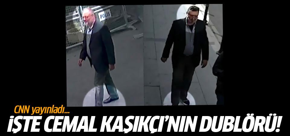 İşte Cemal Kaşıkçı'nın dublörü! CNN yayınladı...