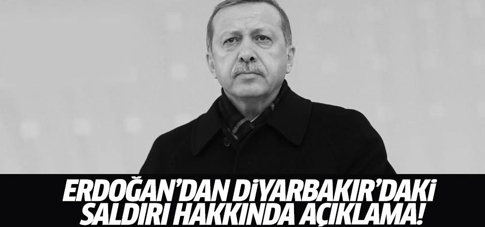 Erdoğan'dan Tahir Elçi'nin öldürülmesi ile ilgili açıklama!