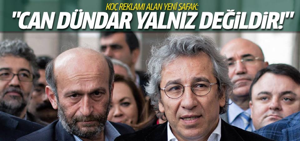 Yeni Şafak yazarı Ali Bayramoğlu'ndan Can Dündar yazısı